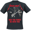 Star Wars May The Force Vader powered by EMP (T-Shirt)