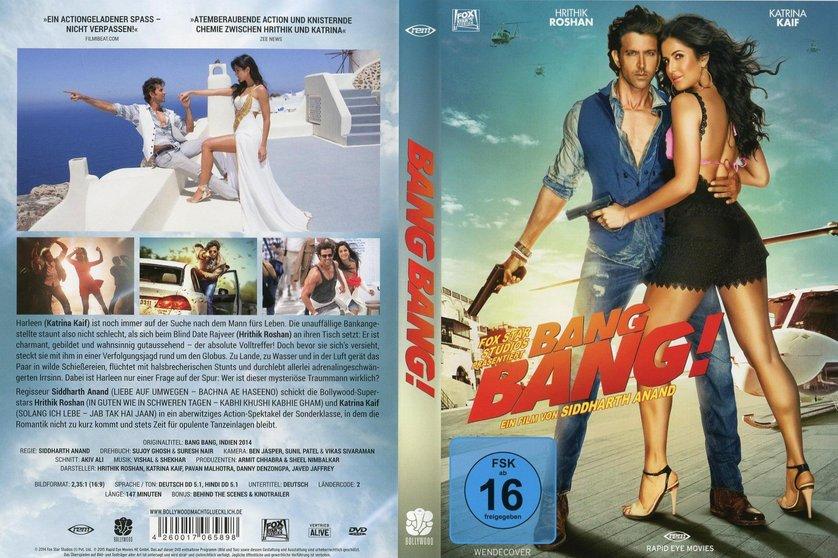 bang bang bollywood deutsch