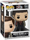 The Falcon And The Winter Soldier Winter Soldier Outfit Vinyl Figur 813 powered by EMP (Funko Pop!)