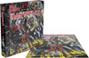 Iron Maiden The number of the beast powered by EMP (Puzzle)