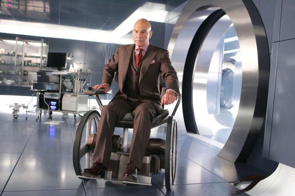 Patrick Stewart in 'X-Men 3 - Der letzte Widerstand' 2006