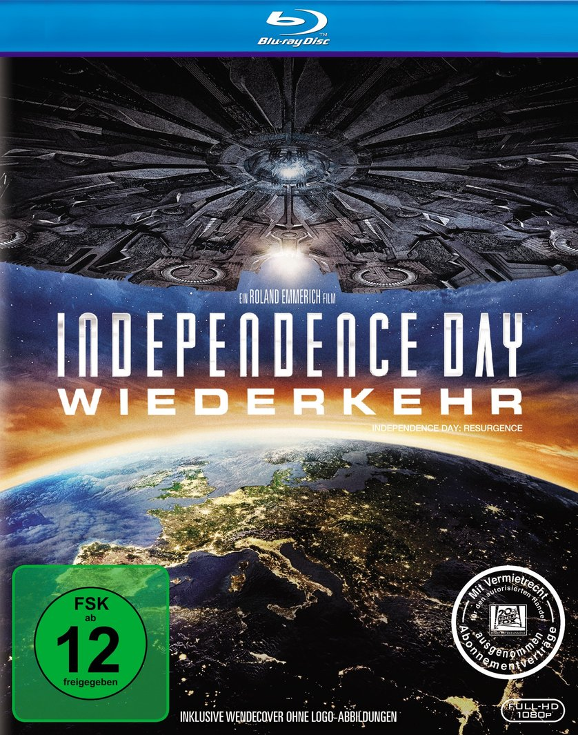 Independence Day 2 Fsk