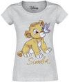 Der König der Löwen Simba - Baby powered by EMP (T-Shirt)