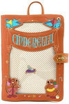 Cinderella Loungefly - Pin Trader Backpack powered by EMP (Mini-Rucksack)
