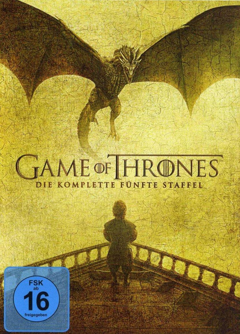 Game Of Thrones Staffel 5 Dvd Oder Blu Ray Leihen Videobusterde