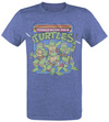 Teenage Mutant Ninja Turtles Family Picture powered by EMP (T-Shirt)