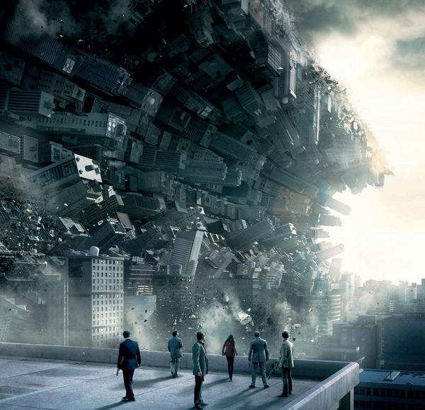 Nolans 'Inception' stellt die Welt und die Kino-Charts auf den Kopf