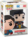 Superman Superman (Imperial Palace) Vinyl Figur 402 powered by EMP (Funko Pop!)