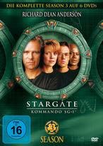 Stargate: Kommando SG-1 - Staffel 3