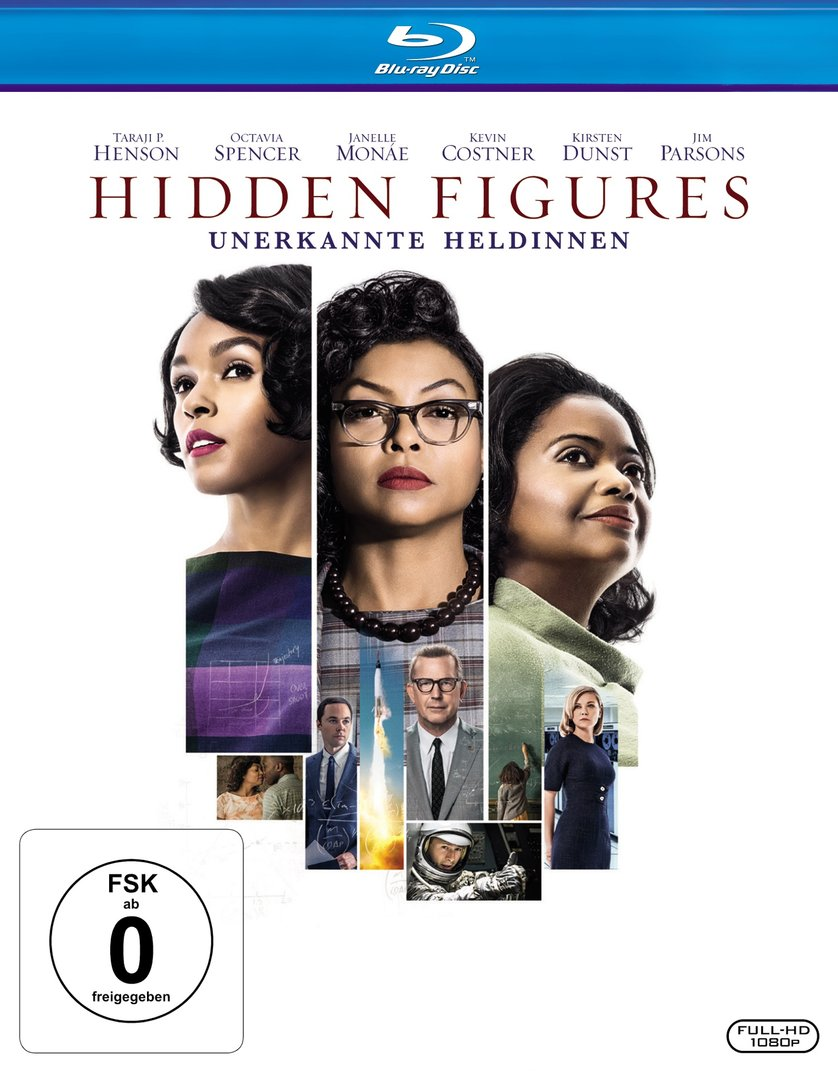 Hidden Figures Trailer Deutsch