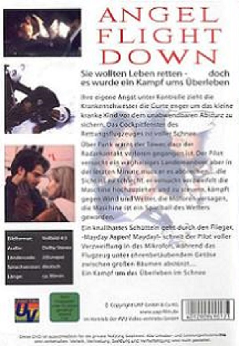 Angel Flight Down Dvd Oder Blu Ray Leihen Videobuster De