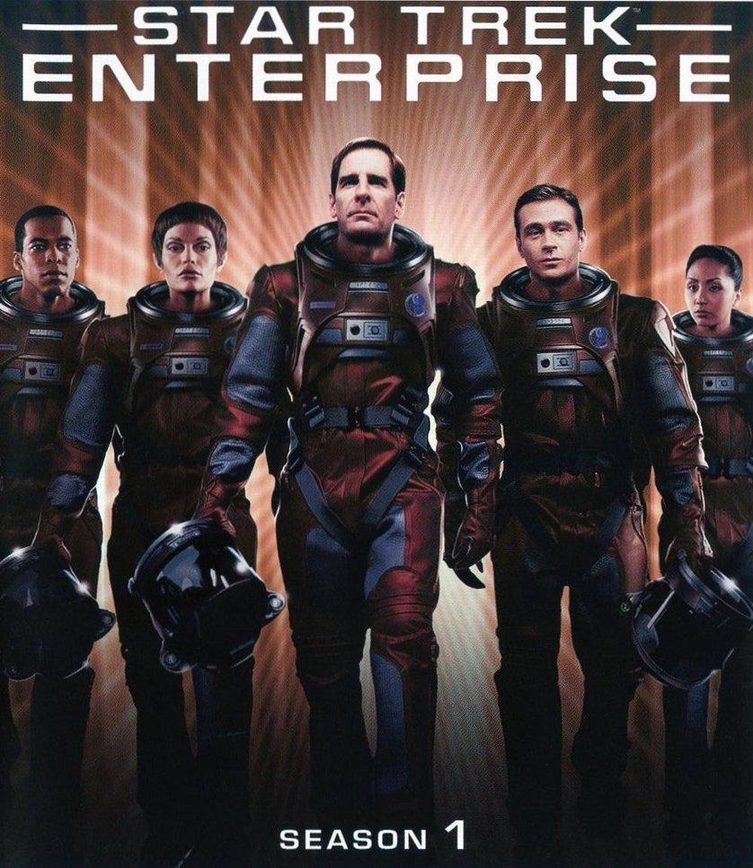 Star Trek Enterprise Staffel 1