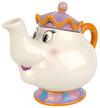 Die Schöne und das Biest Madame Pottine (Ms. Potts) powered by EMP (Teekanne)