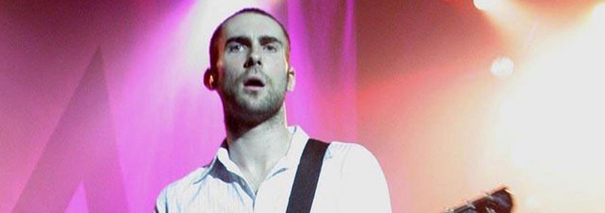 Adam Levine: Maroon 5 Sänger gibt Keira Nightley den Laufpass