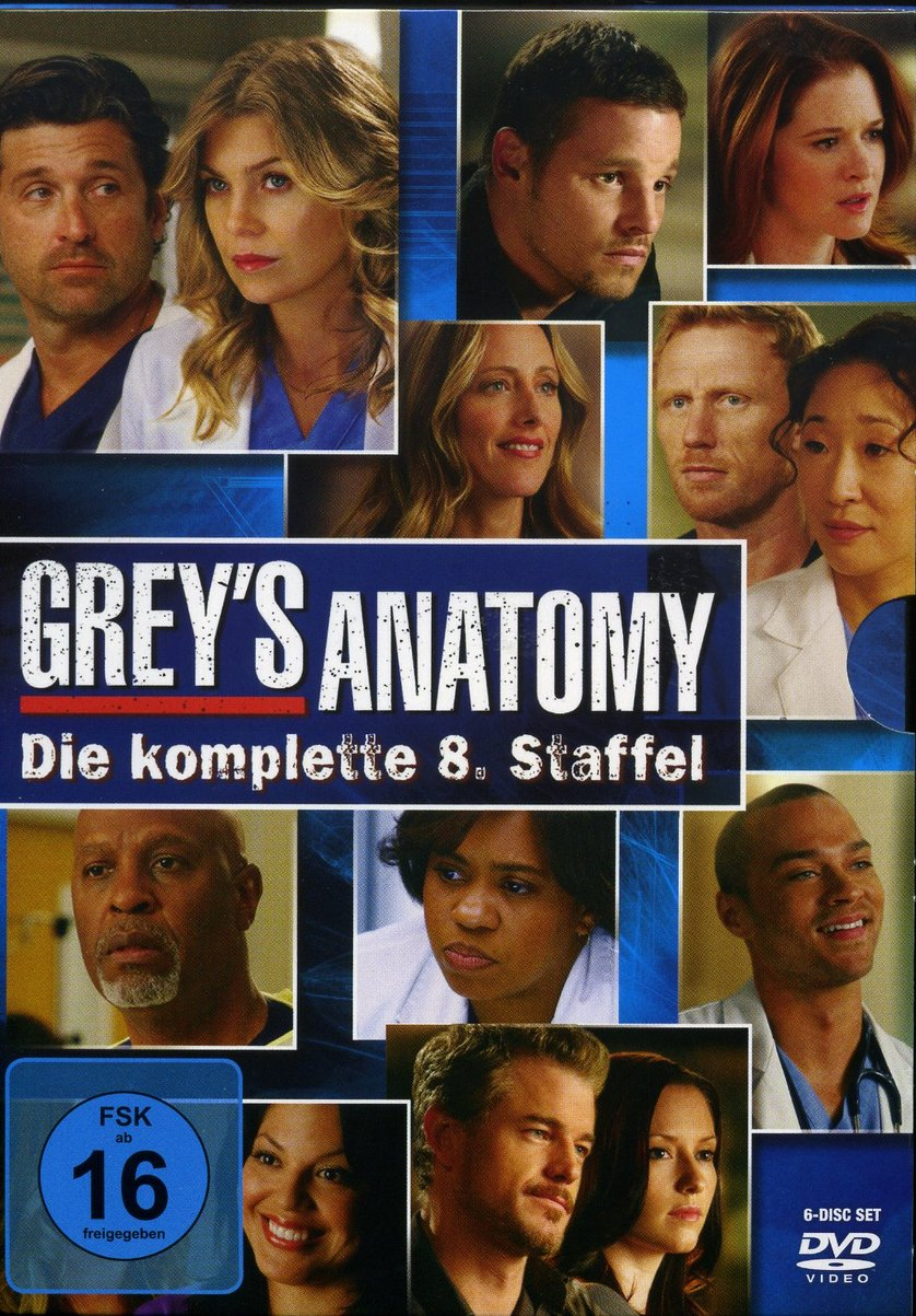 greys anatomy staffel 8 stream