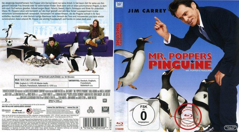 Mr.Poppers Pinguine