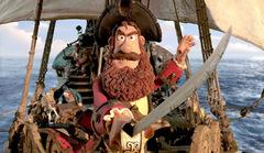 2012: 'Piratenkapitän' © Sony Pictures