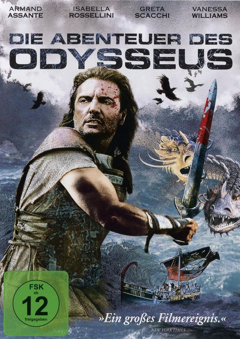 odyssey deutsch