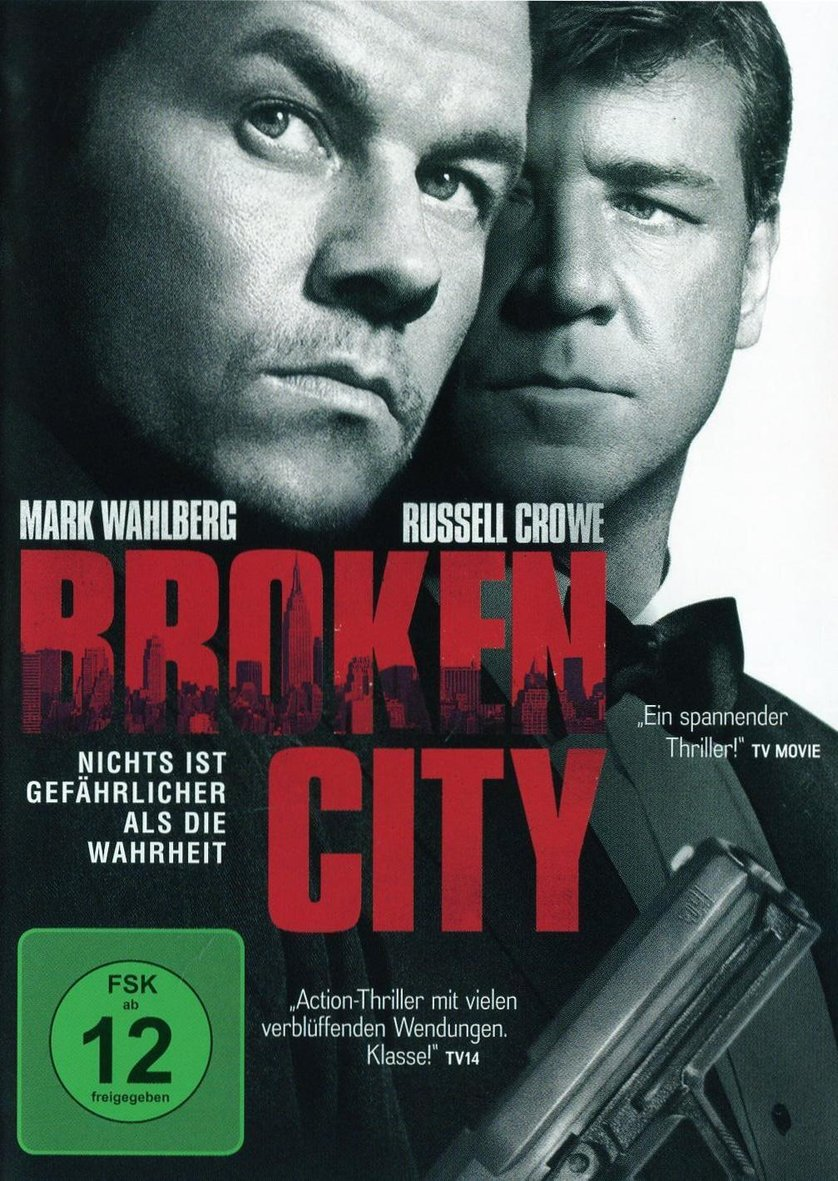 Broken City Trailer Deutsch