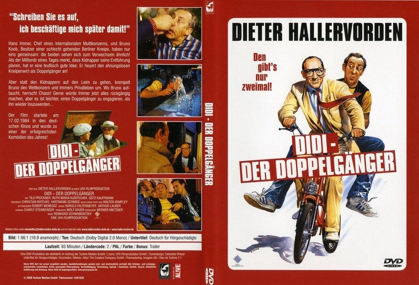 didi der doppelgänger sprüche Didi   Der Doppelgänger: DVD oder Blu ray leihen   VIDEOBUSTER.de didi der doppelgänger sprüche
