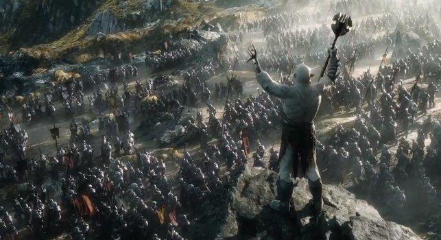 Der Hobbit 3 Die Schlacht Der Fünf Heere Dvd Blu Ray Oder Vod