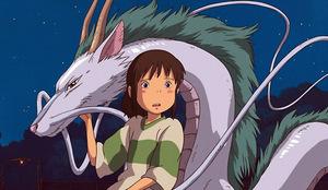 2001: Chihiros Reise ins Zauberland