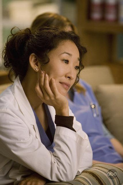 Sandra Oh in 'Grey's Anatomy' © ABC