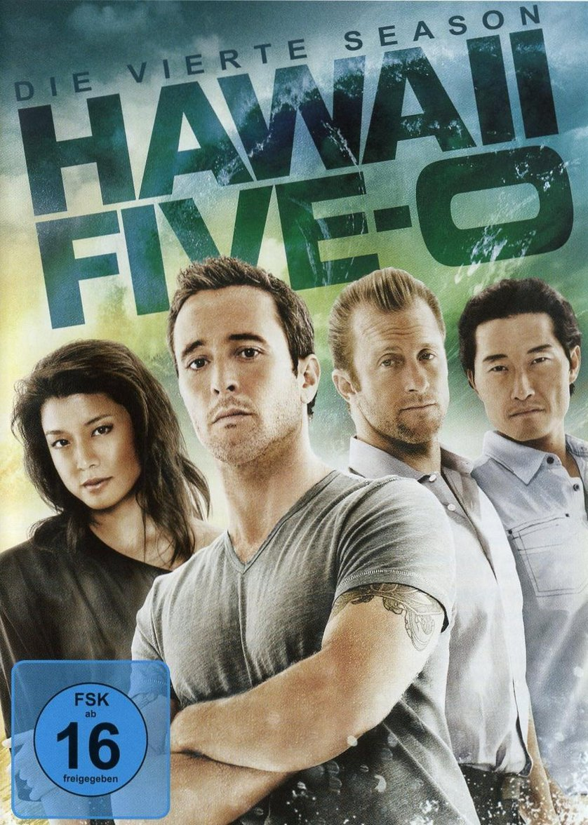 Hawaii Five-0 Staffel 8