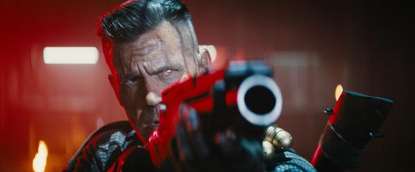 Josh Brolin als Cable in 'Deadpool 2' © Marvel Studios