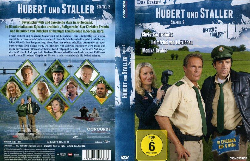 hubert und staller staffel 6 dvd