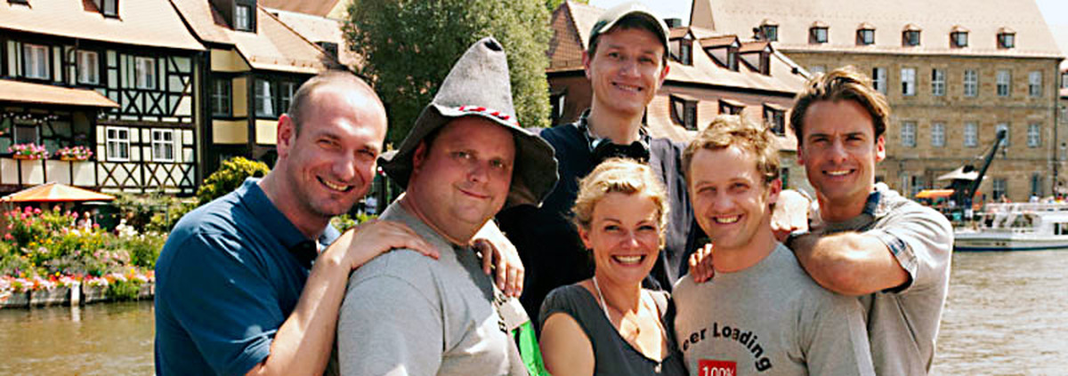 Deutsche Filme auf Erfolgskurs: 'Friendship!' bald im Verleih - 2.Projekt wird 'Resturlaub'