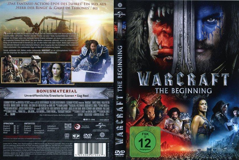 Warcraft The Beginning Deutsch Stream