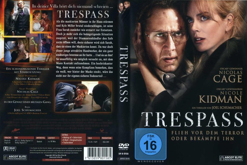 Trespass Deutsch
