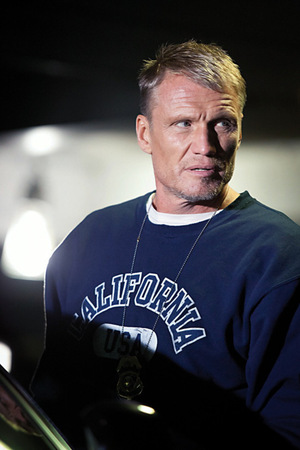 Dolph Lundgren (* 03.11.1957) in 'Thrill to Kill' © Great Movies
