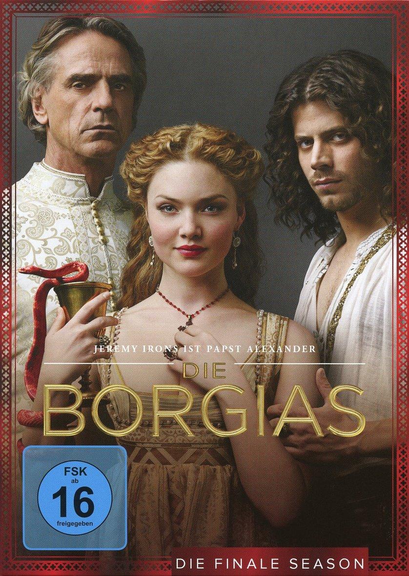 Die Borgias Film