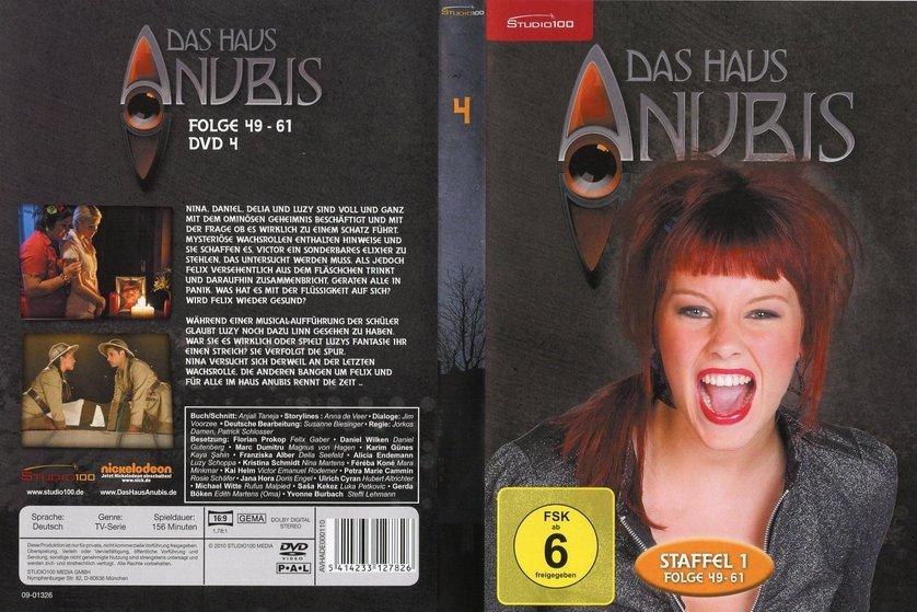 Das Haus Anubis Staffel 1 Dvd Oder Blu Ray Leihen Videobuster De