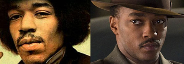Jimi: Anthony Mackie spielt Rock-Legende Jimi Hendrix