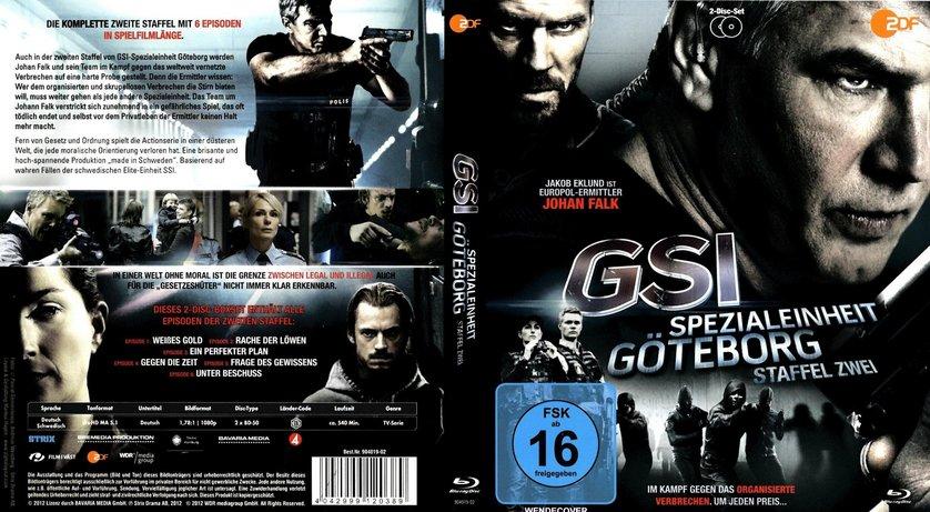 Gsi Göteborg Staffel 3 Zdf