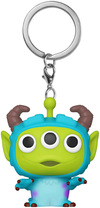 Toy Story Alien als Sulley - POP! Keychain powered by EMP (Funko Pocket Pop!)