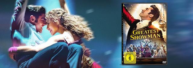 Greatest Showman: Verzaubernd schöne Zirkuswelt mit Hugh Jackman