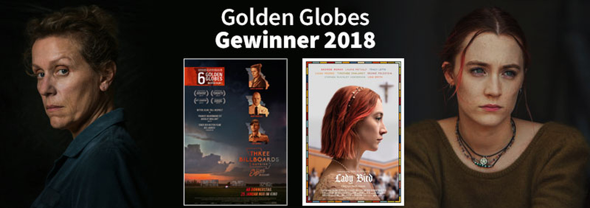Golden Globe Gewinner 2018: Golden Globe: NSU-Drama gewinnt Golden Globe