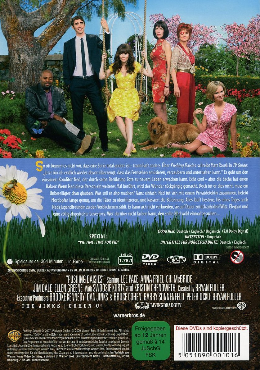 Pushing Daisies Stream Deutsch