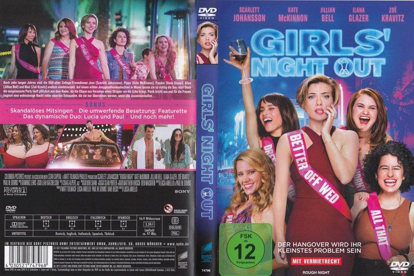 Girls Night Out Stream German