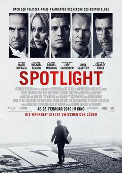 Gewinner: 'Spotlight' © Open Road Films