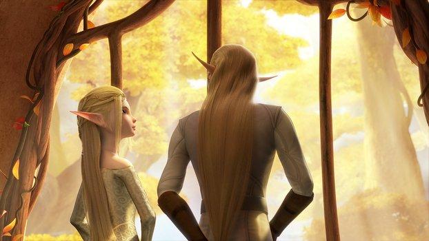 Die Chroniken von Altera - Throne of Elves