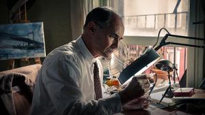 Gewinner: Mark Rylance als Rudolf Abel in 'Bridge of Spies - Der Unterhändler' © DreamWorks