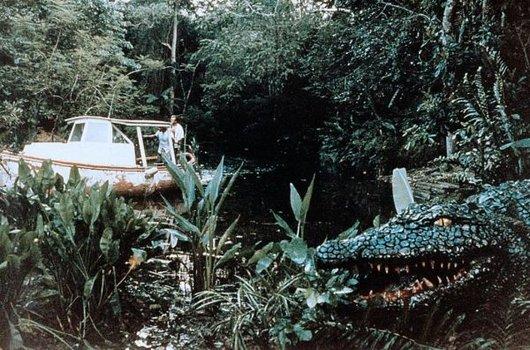 Der Mörder-Alligator