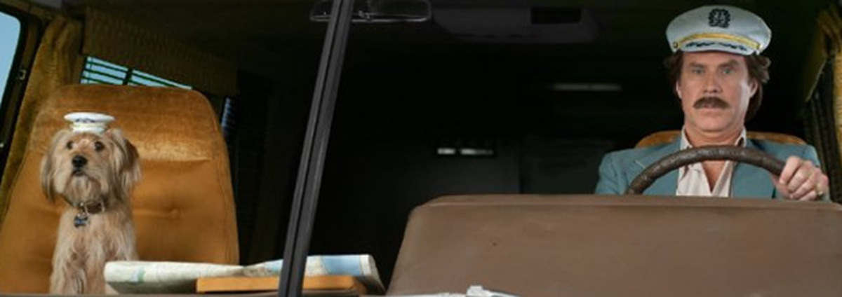 Anchorman 2: Will Ferrell klaute bei den Dreharbeiten einen Bus