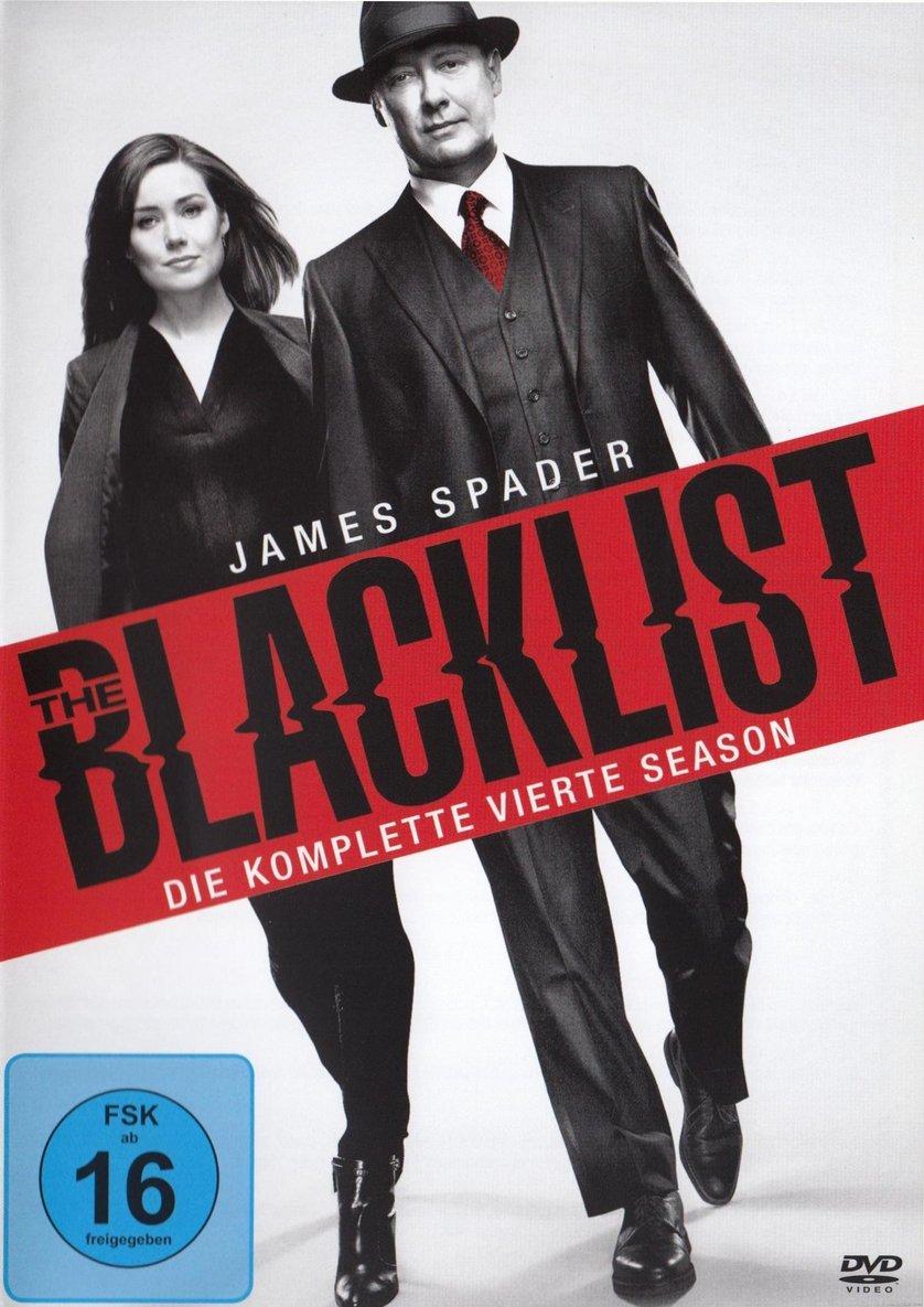 Blacklist 4. Staffel