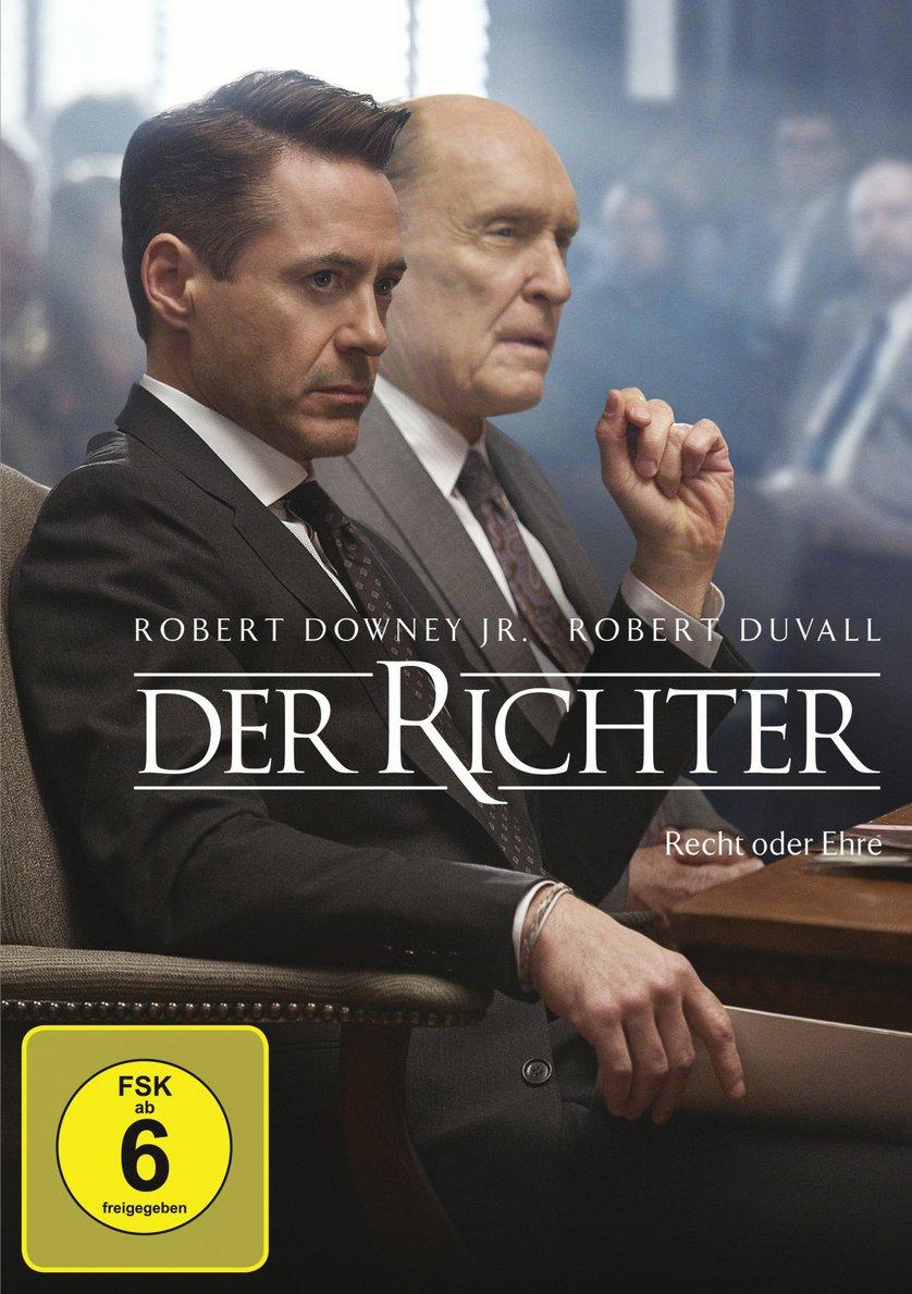 Der Richter Dvd